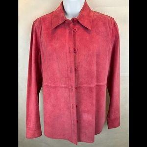 Co & Eddy leather jacket vintage